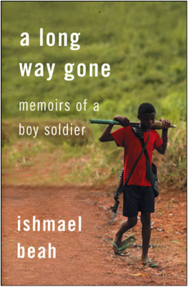 a long way gone a young In a long way gone, child soldiers was one of the big issues that was thoroughly discussed throughout the entire book because of the shortage of soldiers to fight back against the rebels, young boys had to sacrifice their childhood for the freedom of their country and loved ones.