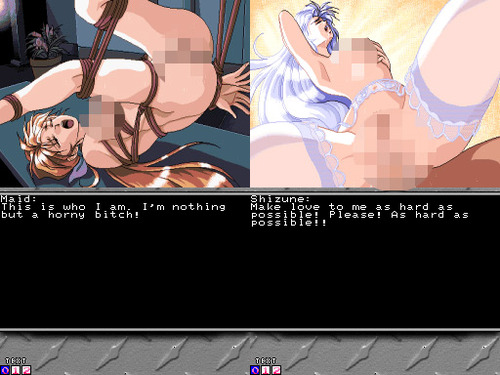 Games porn nds